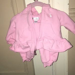 Polo Two piece track suit